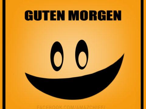 Guten Morgen: Smile