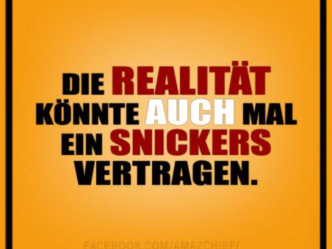 realität-snickers